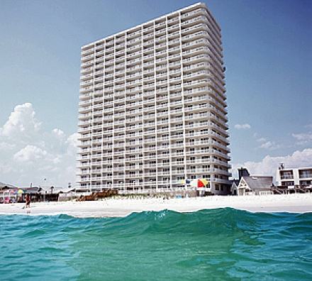 Beachcomber by the Sea in Panama City Beach